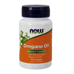 Now Foods Oregano Oil 181 mg
