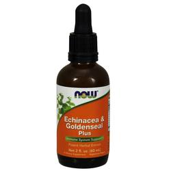 Now Foods Echinacea and Goldenseal Plus