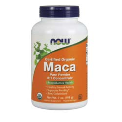 Now Foods Organic Maca Pure Powder