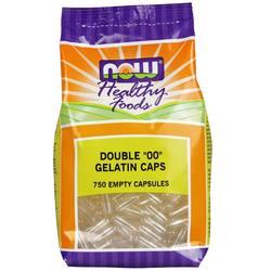 Now Foods Gelatin Caps 00
