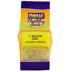 Now Foods Gelatin Caps