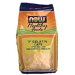 Now Foods Gelatin Caps