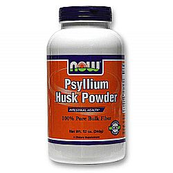 Now Foods Vegetarian Psyllium Husk Powder