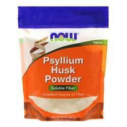 Now Foods Psyllium Husk Powder