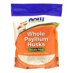 Now Foods Whole Psyllium Husks