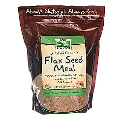 Now Foods Organic Flax Seed Meal