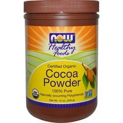 Now Foods Organic Cocoa Powder
