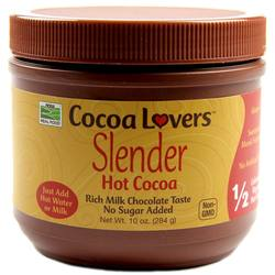 Now Foods Cocoa Lovers Slender Hot Cocoa