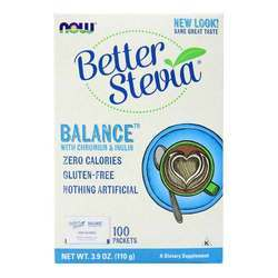 Now Foods BetterStevia Balance