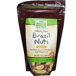 Now Foods Brazil Nuts