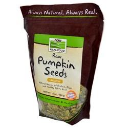 Now Foods Raw Pumpkin Seeds