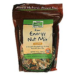 Now Foods Raw Energy Nut Mix