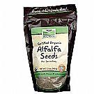 Now Foods Organic Alfalfa Seeds