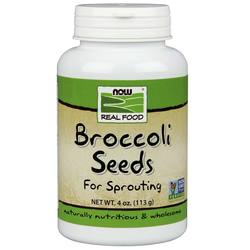 Now Foods Broccoli Seeds