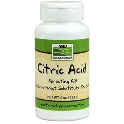 Now Foods Citric Acid
