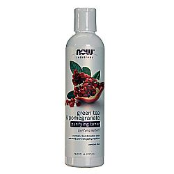 Now Foods Green Tea and Pomegranate Purifying Toner