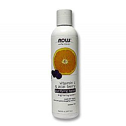 Now Foods Vitamin C and Acai Berry Purifying Toner