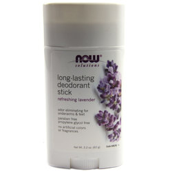 Now Foods Long Lasting Deodorant Stick
