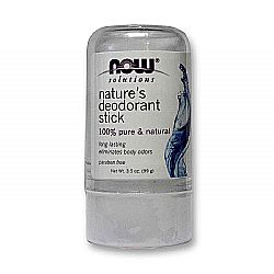 Now Foods Nature's Deodorant Stick