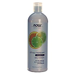 Now Foods Citrus Moisture Shampoo