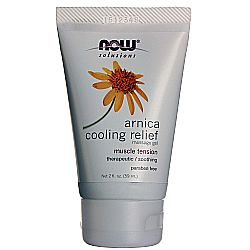Now Foods Arnica Cooling Relief Gel