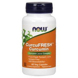 Now Foods CurcuFRESH Curcumin