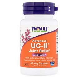 Now Foods Advanced UC-II Joint Relief