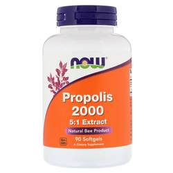 Now Foods Propolis 2000 5:1 Extract