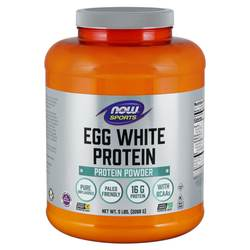 Now Foods Sports Egg White Protein Powder