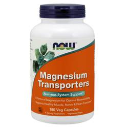Now Foods Magnesium Transporters