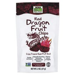 Now Foods Red Dragon Fruit Chips