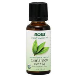 Now Foods Organic Cinnamon Cassia Oil