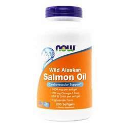 Now Foods Wild Alaskan Salmon Oil