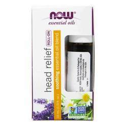Now Foods Head Relief Roll-On