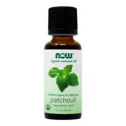 Now Foods Organic Patchouli Oil