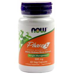 Now Foods Phase 2 Starch Neutralizer 500 mg