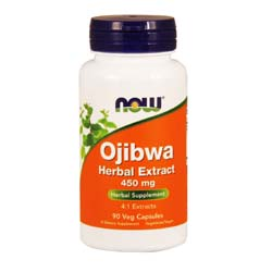Now Foods Ojibwa Herbal Extract 450 mg