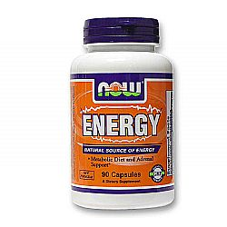 Now Foods Energy