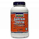 Now Foods Calcium Citrate with Zinc, Magnesium, and Manganese