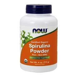 Now Foods Spirulina Powder