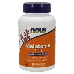 Now Foods Melatonin