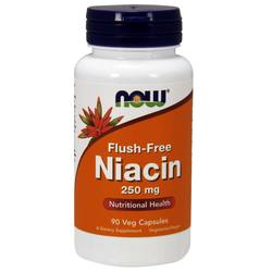 Now Foods Flush Free Niacin