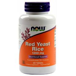 Now Foods Red Yeast Rice Extract