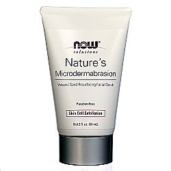 Now Foods Nature's Microdermabrasion Facial Scrub