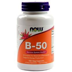 Now Foods B-50