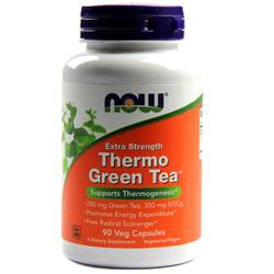Now Foods Extra Strength Thermo Green Tea