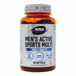 Now Foods Men's Active Sports Multi