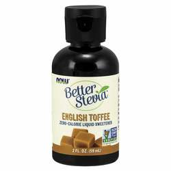 Now Foods BetterStevia Liquid Sweetener