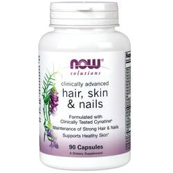Now Foods Hair- Skin and Nails