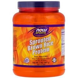 Now Foods Sprouted Brown Rice Protein